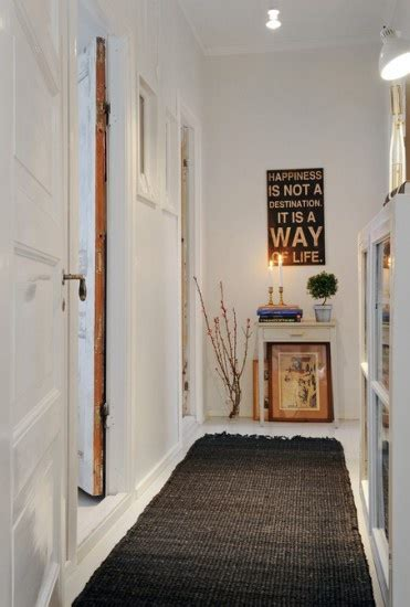 end of hallway ideas i love to decorate pinterest