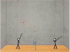 Stick Badminton Main Window - NowStat.com - Stick ... J2me Games