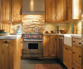 Red Cherry Kitchen Cabinets by Rustic Kitchen Cabinets Pictures To Pin On Pinterest