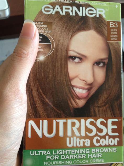 dark to light hair color garnier nutrisse dark brown hair color reviews hair