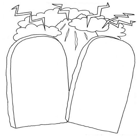 le tavole dei comandamenti le tavole dei dieci comandamenti sul monte sinai immagini