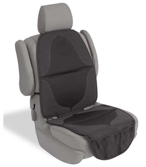 baby car seat protector car seat cover black for baby chair seat protector