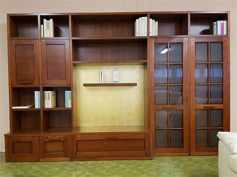 libreria borgo libreria borgo di tempor impiallacciato noce