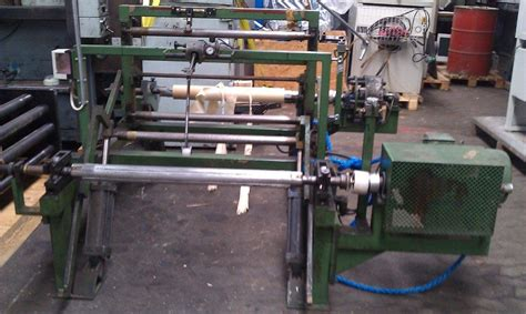 Paper Machines For Sale - rewinder paper rolls