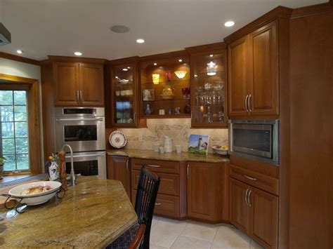 Ferrarini Kitchen And Bath by Beautiful Warm Family Oriented Kitchen Traditional