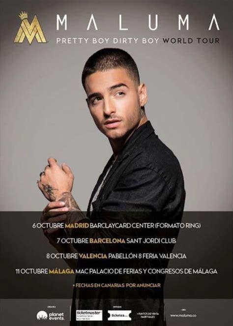 precio entradas valencia barcelona entradas concierto de maluma en barcelona comprar entradas