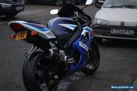 05 Suzuki Gsxr 600 For Sale 2005 Suzuki Gsxr 600 K5 For Sale In United Kingdom