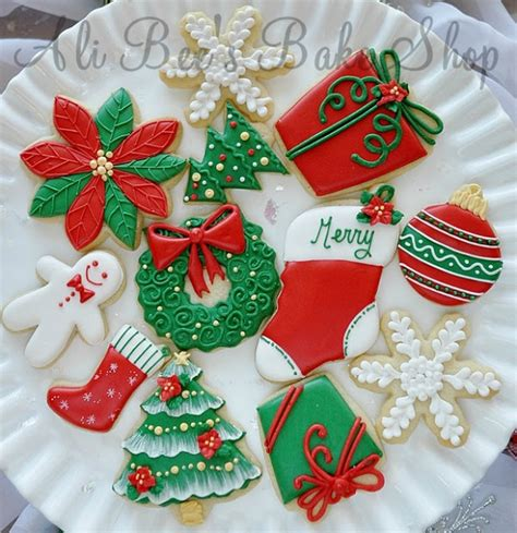 christmas cookie decorating ideas pinterest www imgkid