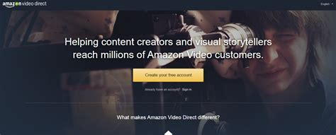 amazon video direct amazon video direct is the biggest challenge to youtube