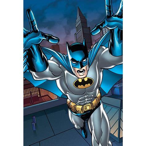 Batman Marvel by New 1 Wall Mural Marvel Dc Comics Batman Superman Iron