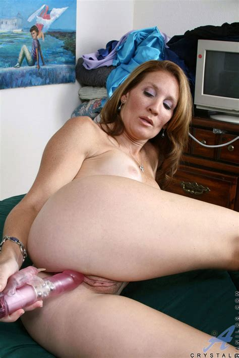 Anilos Com Freshest Mature Women On The Net Featuring Anilos Crystal Horny Milf