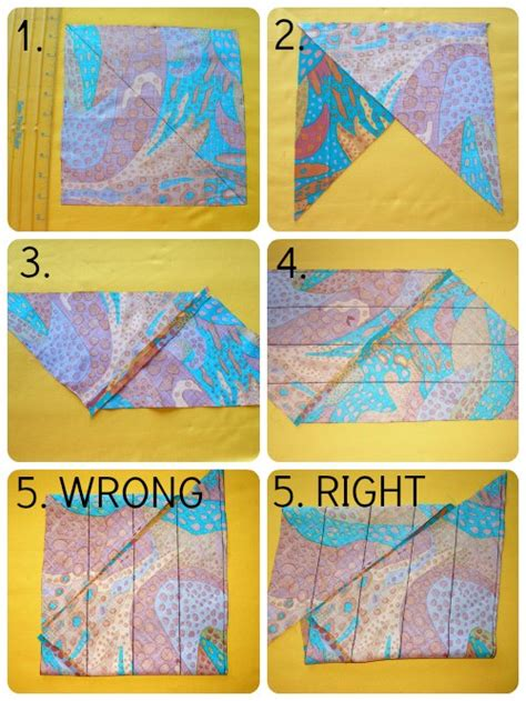 Cutting Bias Binding For Quilts by Continuous Bias Binding So Sew Easy