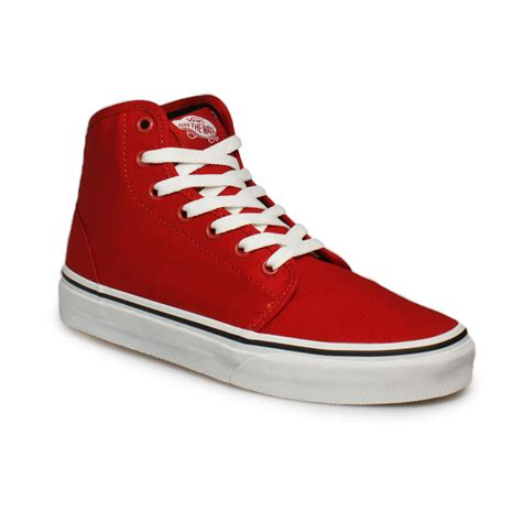 vans sneakers mens vans mens womens lace up high tops trainers sneakers