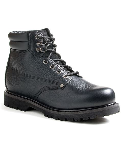 mens steel toed boots s steel toe work boots mens footwear dickies