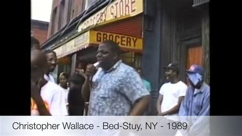 bed stuy do or die yeah i m bumping biggie but i ve never been can t hold