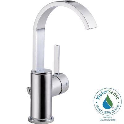 Delta Mandolin Faucet by Delta Mandolin 4 In Centerset Single Handle Bathroom