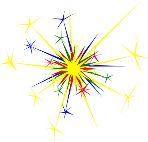 new painting free free to use domain fireworks clip