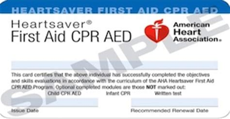 Heartsaver Aid Cpr Aed Card Template by Miami Cpr The Nursing Station 1 Hour Bls Class Everyday