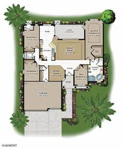 Oakmont Floor Plan by Oakmont New Home Plan In Reflection Isles By Lennar