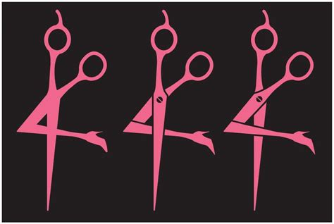Hair Dresser Logo shears idea maybe tattoos be cool hair stylists and legs