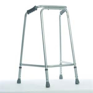 Lightweight zimmer frame can provide improved stability for