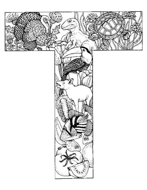 difficult alphabet coloring pages coloriage alphabet animaux pour enfants dessins 224