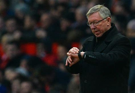 alex ferguson explains how he used fergie time fergie time was my trick at manchester united