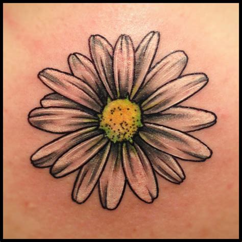 daisy flower tattoo would for me and my to get small