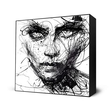 If Agnes Set agnes cecile set 2 on walls touch of modern