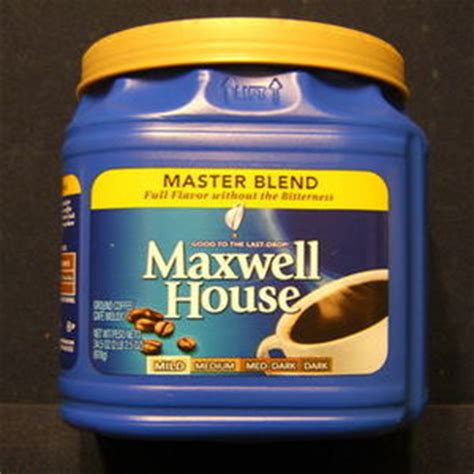 maxwell house coffee review maxwell house master blend coffee reviews viewpoints com