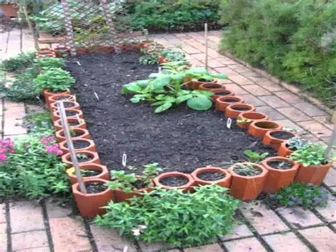 Small Veggie Garden Ideas Small Home Vegetable Garden Ideas