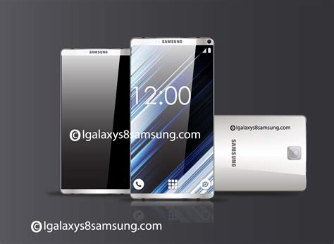 Harga Samsung S8 Edge Gsmarena samsung galaxy s8 concept design is all about that glass