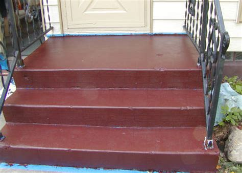 painting concrete steps for 5 a great budget makeover