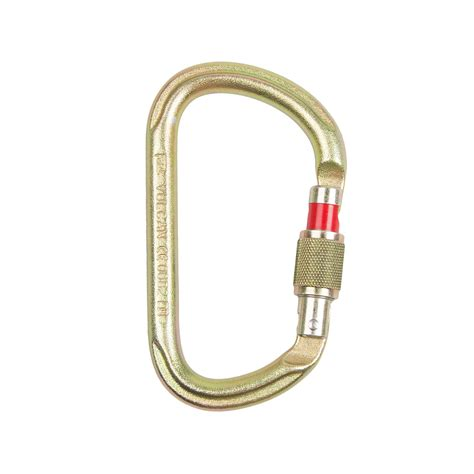 Petzl Lock Carabiner Climbing petzl vulcan lock carabiner m73 sl for aerial climbing 3342540085336 ebay