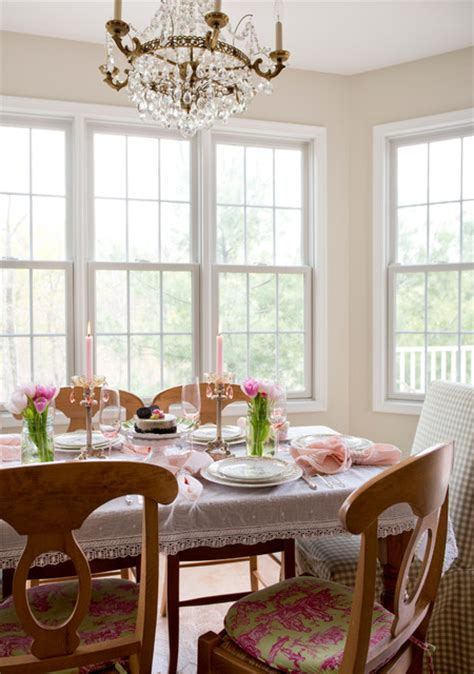 diy mother s day table shabby chic style dining room