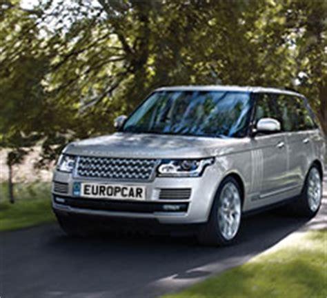 Europcar Car Types Uk by Selection Europcar Uk