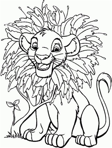 get this lion king coloring pages disney uate4