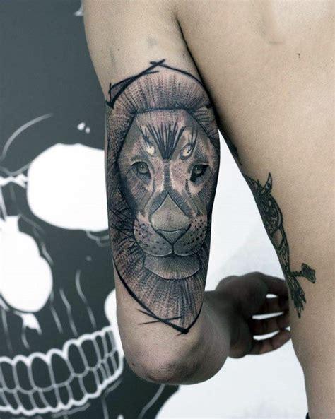 50 tricep tattoos for men masculine design ideas