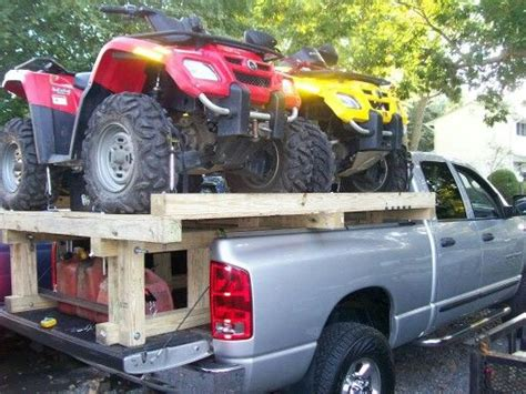 Truck Bed Rack For Atv by 17 Best Images About Quads On Atv Parts