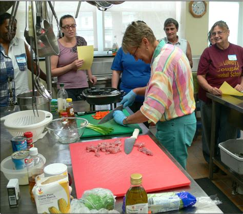 The Pantry Cooking Classes by Check Your Food Pantry Offerings Try This