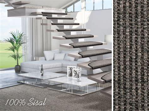 grauer sisalteppich sisalteppich grau sylt floordirekt de