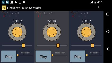 waveform generator apk frequency sound generator android apps on play