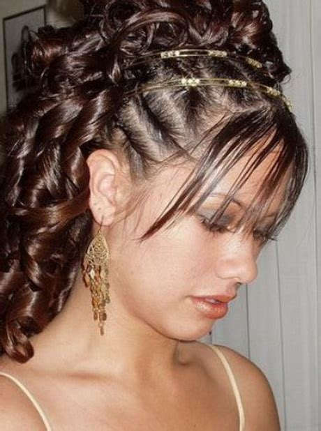 hairstyles for homecoming that you can do at home easy to do prom hairstyles