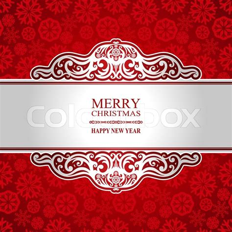 graphic design greeting card templates and new year vintage greeting card creative