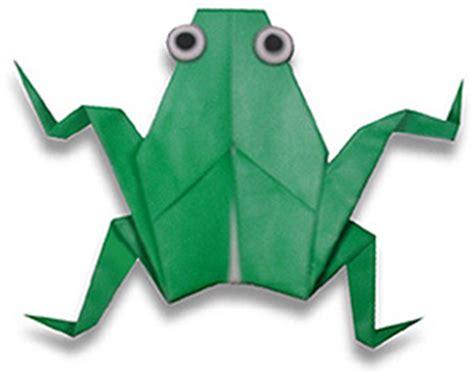 Rana Origami - origami rana