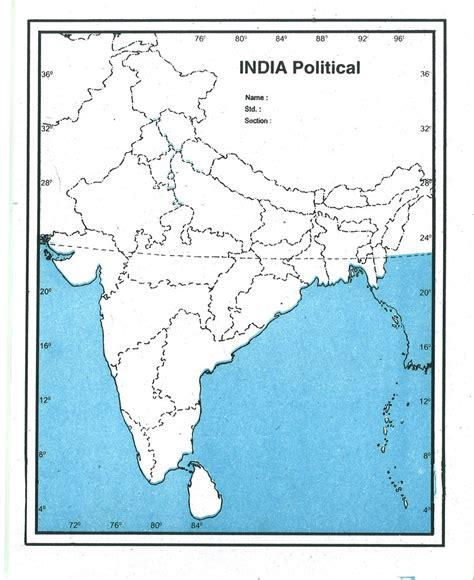 india political map images current titbits india politicalmap