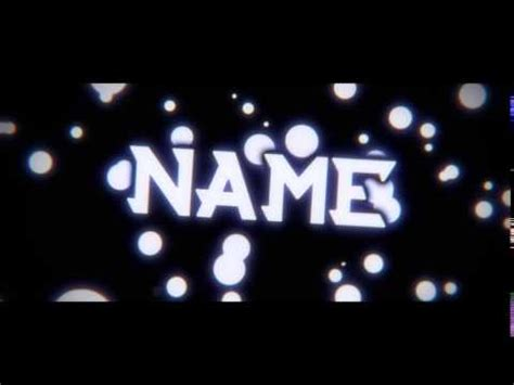 blender intro templates for long names 15 sony vegas pro intro template i by cbox simple