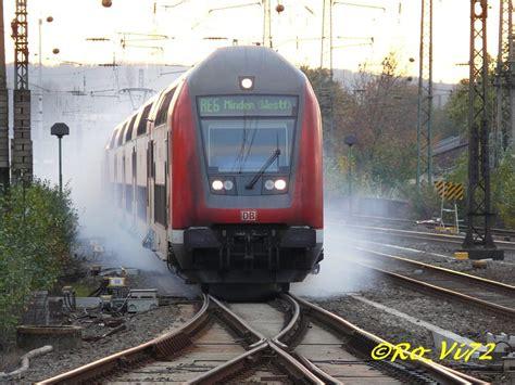 express dã sseldorf re 6 westfalen express d 252 sseldorf minden geschoben