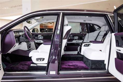 roll royce purple 2018 rolls royce phantom purple 8 autodeals pk