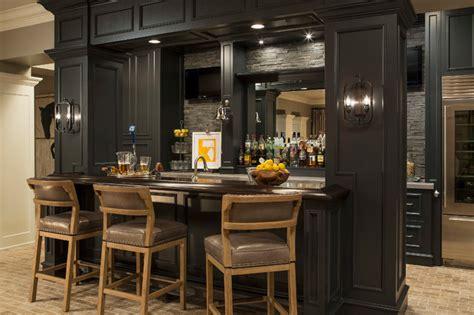 Interior Design In Minnesota Minnesota Residence Transitional Home Bar